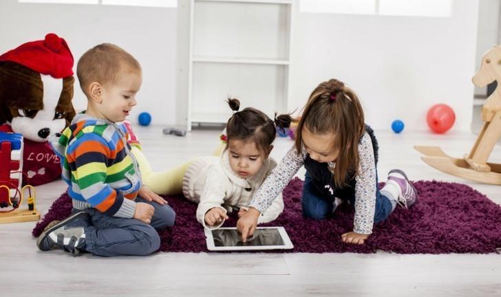 Dicas para substituir a TV e o tablet na vida dos pequenos
