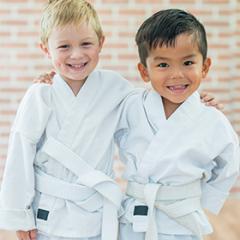 Benefícios das artes marciais no desenvolvimento infantil