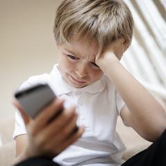 Cuidado com a exposição excessiva dos filhos nas redes sociais