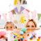 Brincadeiras divertidas para fazer com as crianças na Páscoa