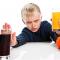 Alimentos prejudiciais para a saúde infantil