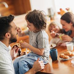Como aproveitar o tempo em família