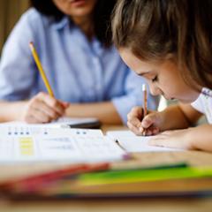 Dicas para ajudar o seu filho com a tarefa de casa
