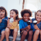 Importância da amizade na infância