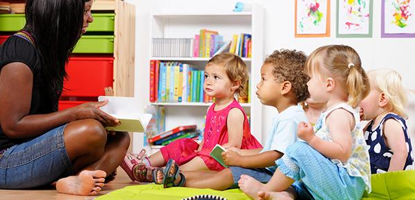 A importância do professor na primeira infância