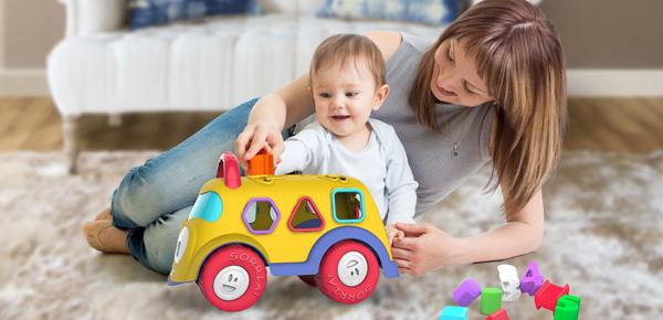 Por que dar brinquedo no dia das crianças