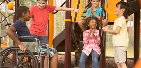 Como incluir crianças com deficiência