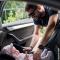 Cuidados na viagem de carro com crianças