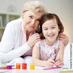 Férias com os avós